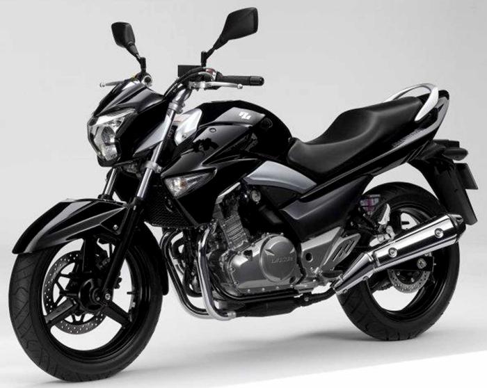 Suzuki Gw Inazuma Review
