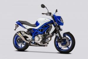 Suzuki Gladius SFV650 Review